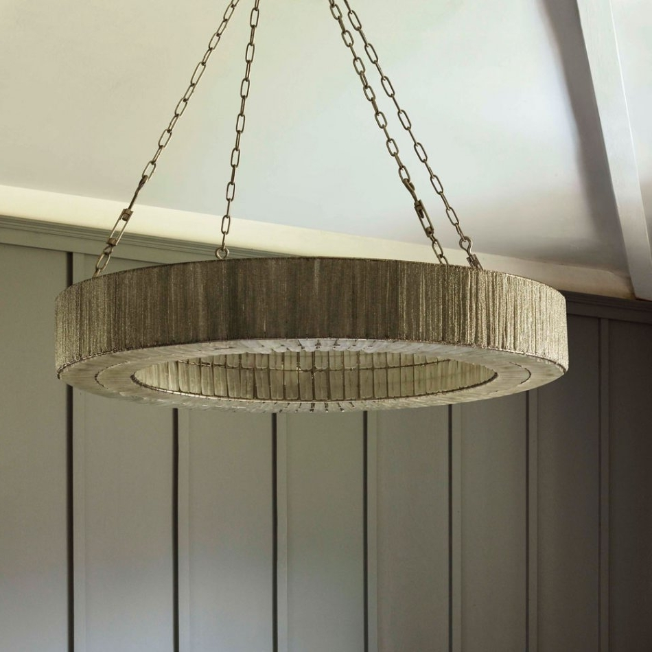 Turquoise Chandelier Lamp Shades In Trendy Contemporary Pendant Lights : Marvelous Chandelier Lamp Shades (View 15 of 20)