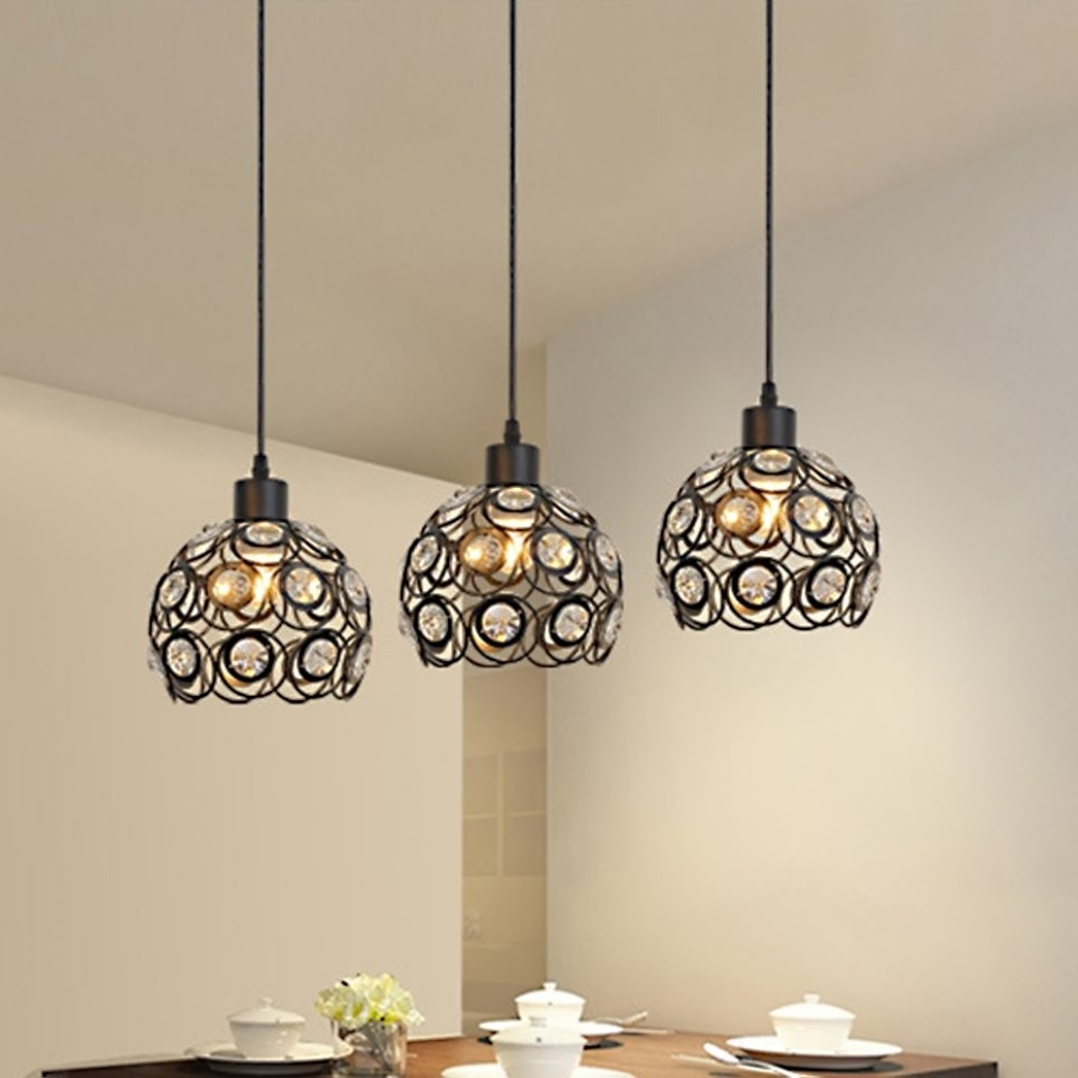 Turquoise Chandelier Lamp Shades With Well Known Contemporary Pendant Lights : Ball Chandelier Turquoise Chandelier (View 6 of 20)