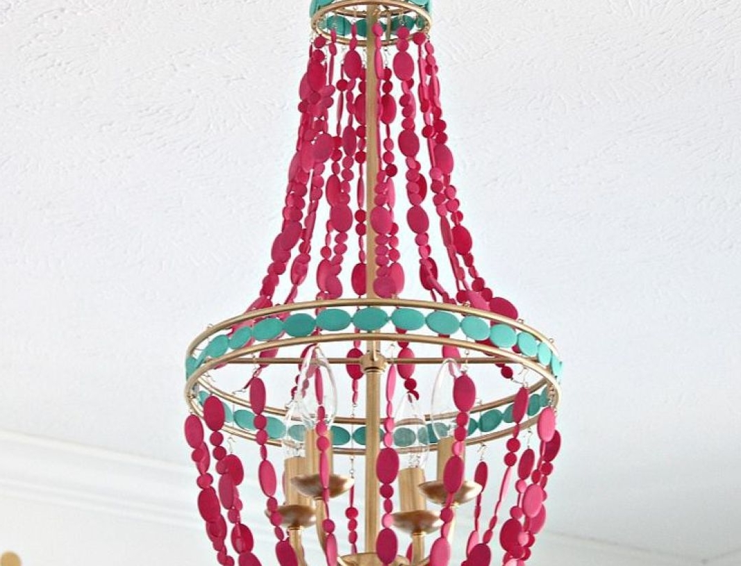 Turquoise Empire Chandeliers In Most Current Chandelier : Beach House Chandelier Fearsome Wood Chandelier (View 11 of 20)