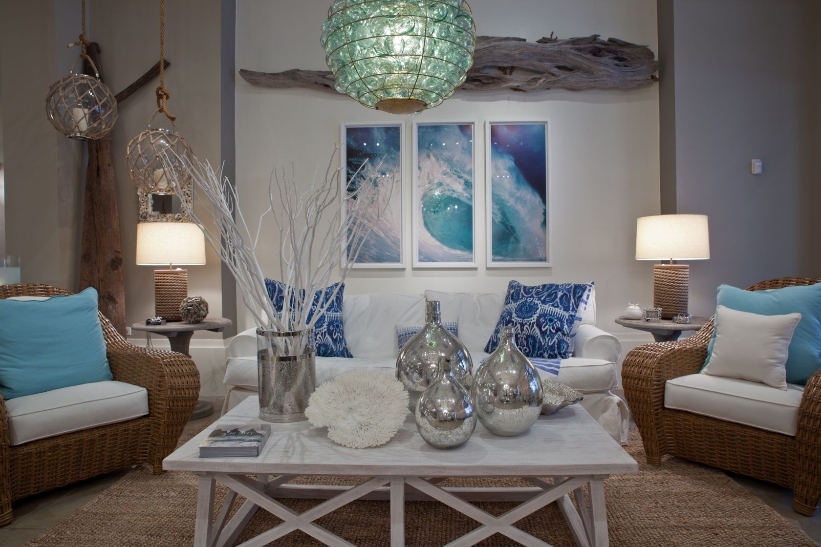 Turquoise Orb Chandeliers Throughout Most Up To Date Interior: Mesmerizing Crystal Glass Orb Chandelier For Home Lighting (View 14 of 20)