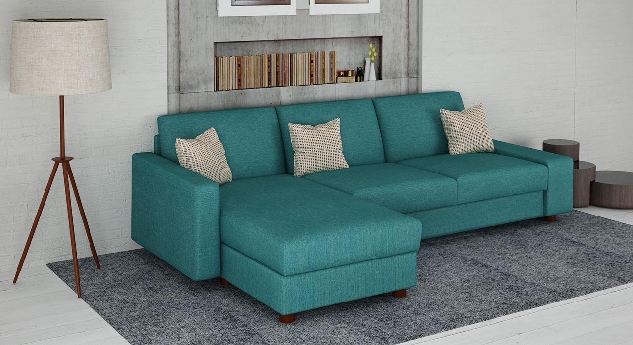 Featured Photo of Turquoise Sofas
