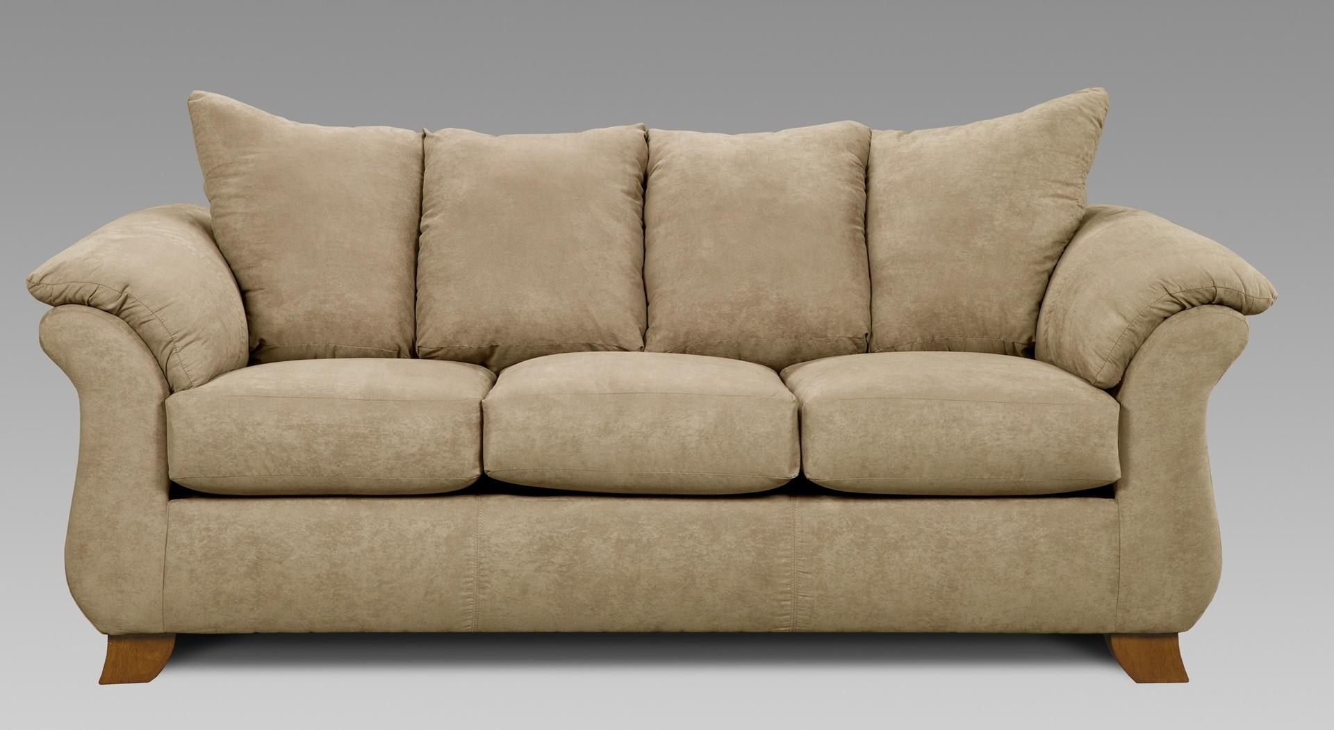 Tuscaloosa Sectional Sofas With Regard To 2019 Sofas: Tuscaloosa, Al: Southeastern Furniture (View 16 of 20)
