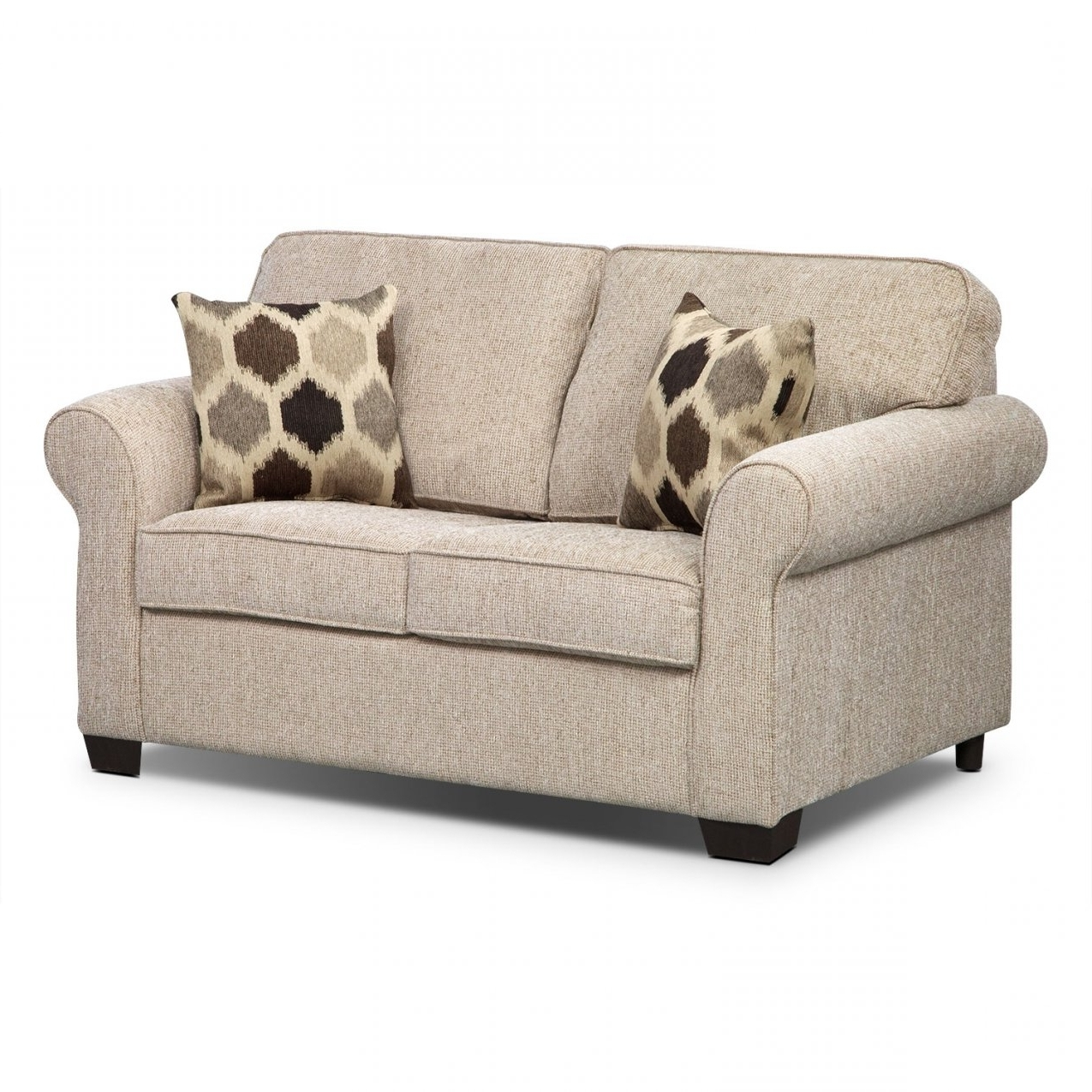 Featured Photo of Twin Sofa Chairs
