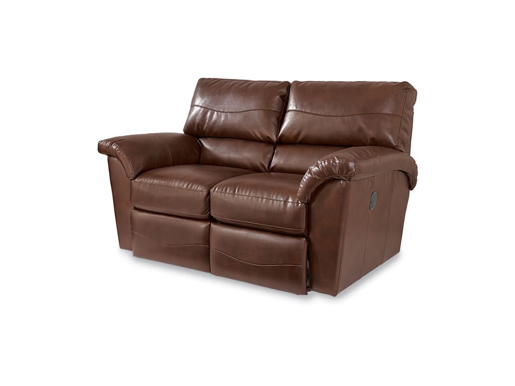 Twin Sofa Chairs Within Fashionable Brown Color Lazy Boy Twin Loveseat Leather Sleeper Sofa With (View 16 of 20)
