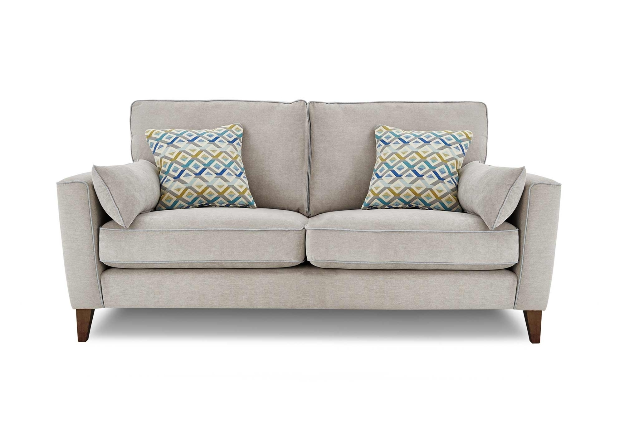 Two Seater Sofas For Well Liked Two Seater Sofa Silfre Inside 2 Seat Sofa On Sale With Regard To (View 11 of 20)