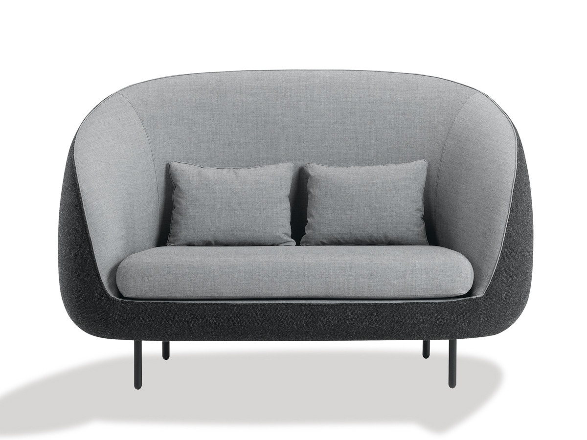 Two Seater Sofas Intended For Most Popular Buy The Fredericia Haiku Two Seater Sofa At Nest.co (View 9 of 20)