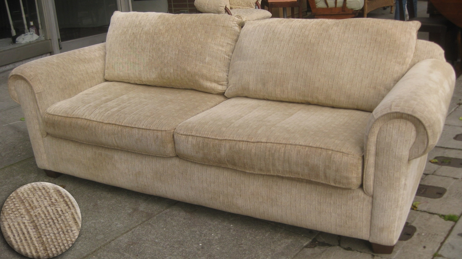 Uhuru Furniture & Collectibles: Sold – Soft Sofa – $80 Regarding 2019 Soft Sofas (Gallery 8 of 20)