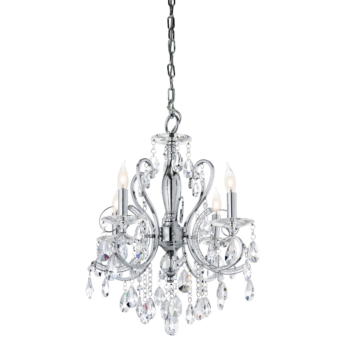 Ultimate Mini Crystal Chandeliers About Modern Home Interior Design In Famous Small Chandeliers (View 8 of 20)