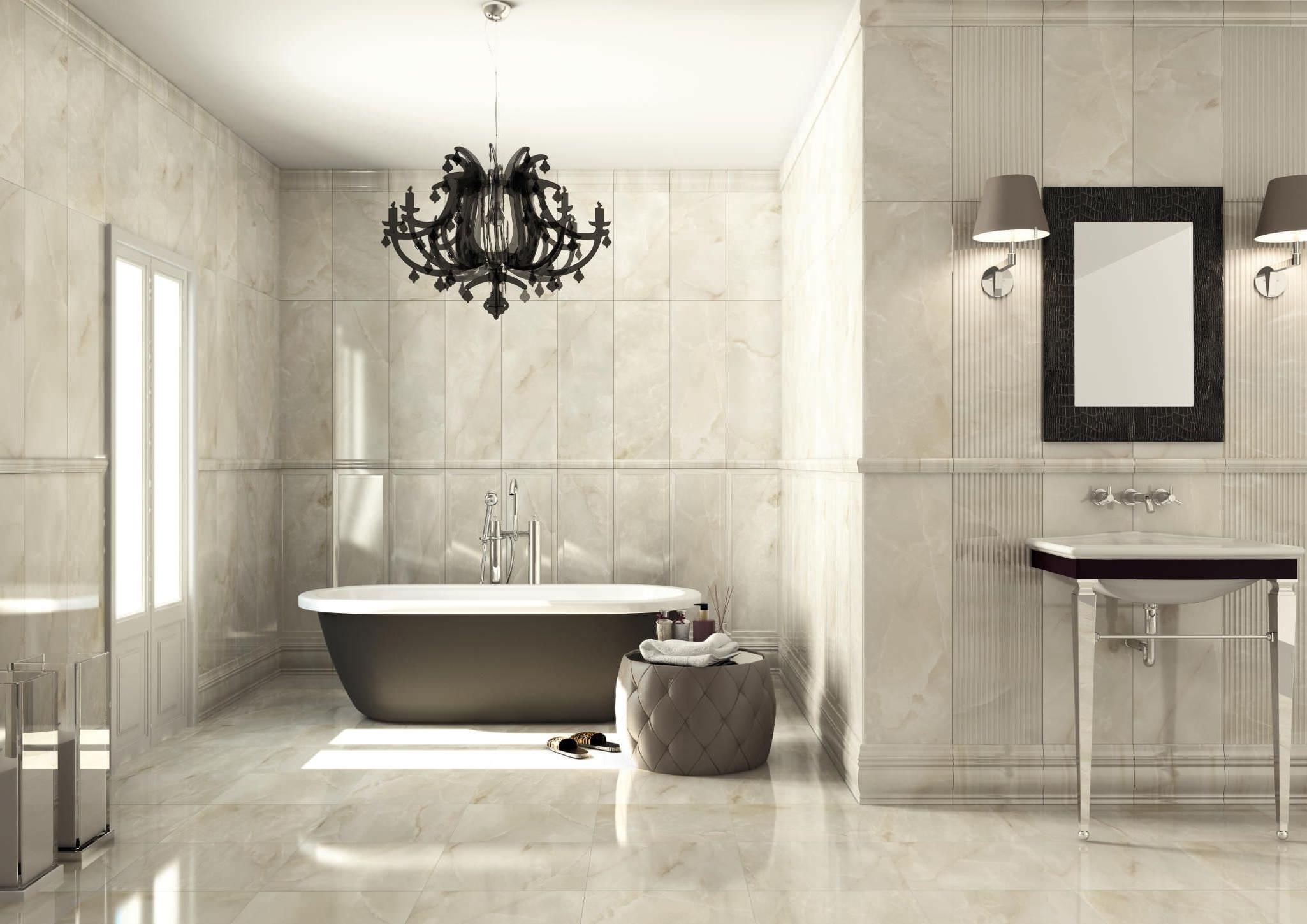 Uncategorized : Chandeliers For Bathroom Inside Inspiring Bathrooms Inside Most Popular Trendy Chandeliers (View 20 of 20)