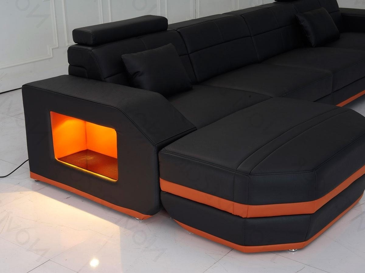 Unique Sectional Sofas Intended For Best And Newest Awesome Couch Gallery Also Unique Sectional Sofas Images Top Cool (View 7 of 20)