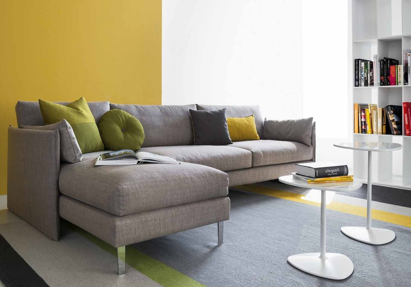 Urban Sectional Sofa Cs/3369, Calligaris Italy – Italmoda With Regard To Famous Nashua Nh Sectional Sofas (View 4 of 20)