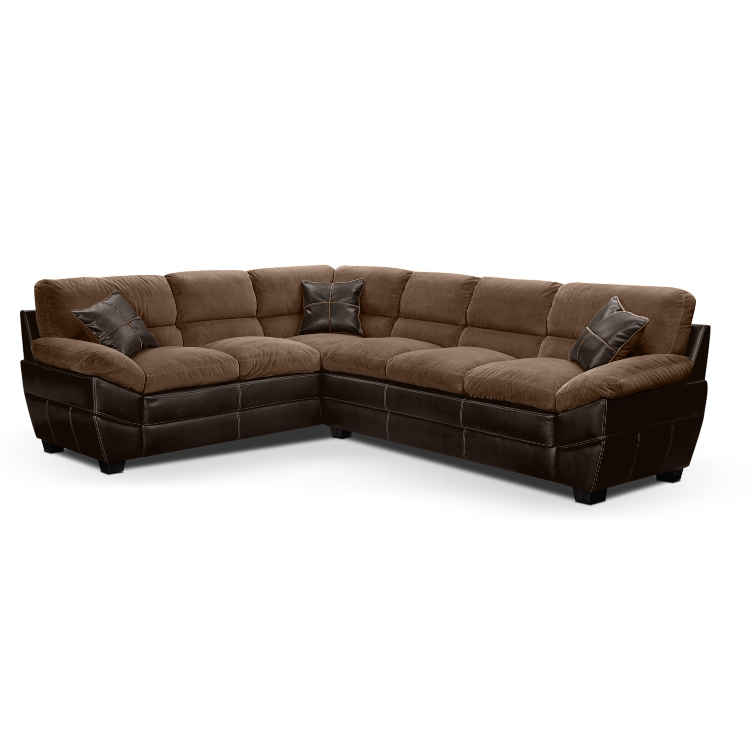 Value City Sectional Sofa With Regard To Best Home Furniture Throughout Most Current Value City Sectional Sofas (View 14 of 20)