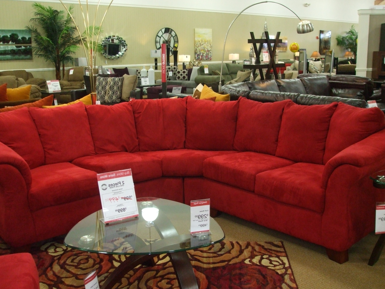 Value City Sectional Sofas Regarding Well Known Lovely Value City Sectional Sofa 66 About Remodel Sofas And (View 3 of 20)