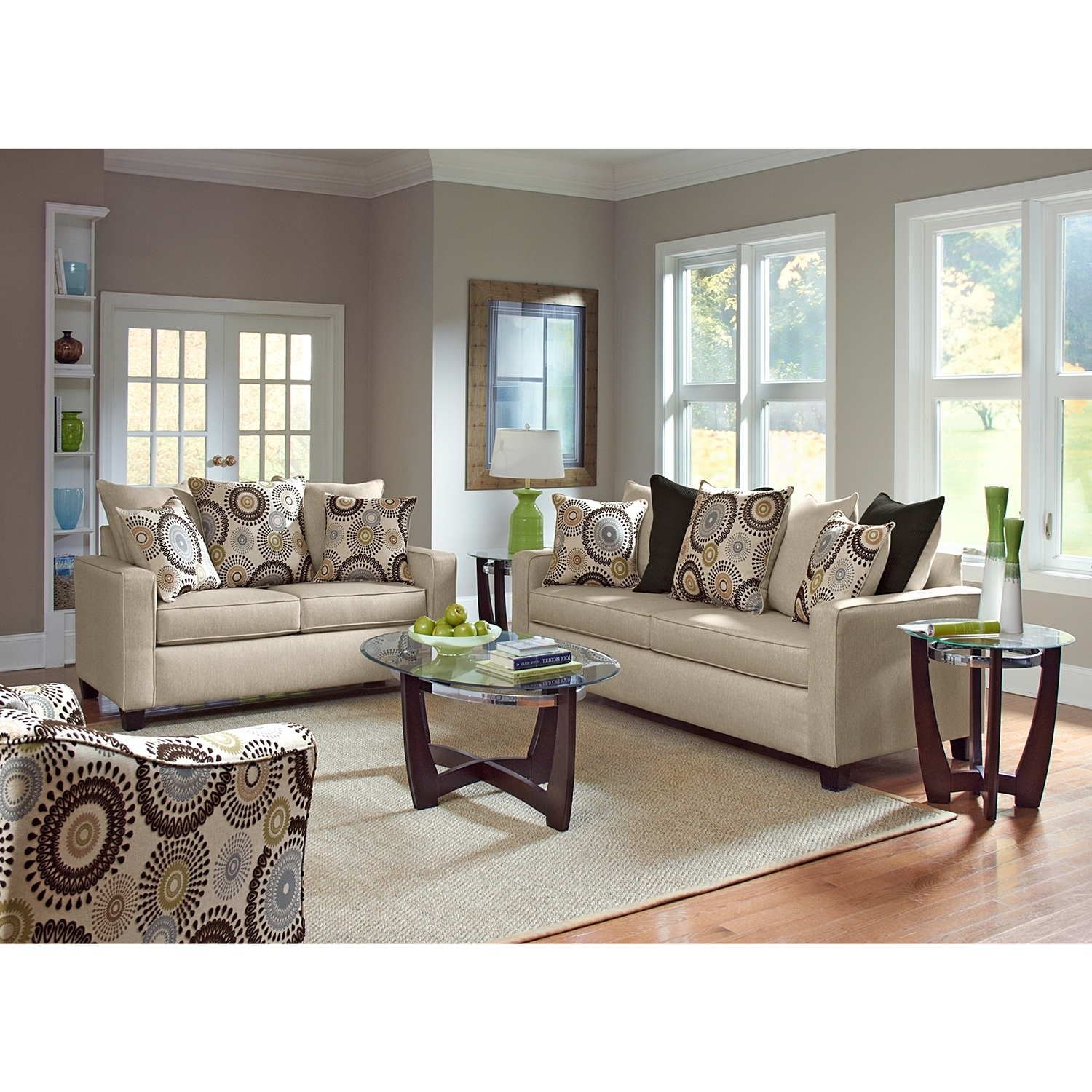 Value City Sofas Within Favorite Livingroom : Value City Furniture Living Room Chairs Tables Sofas (View 11 of 20)