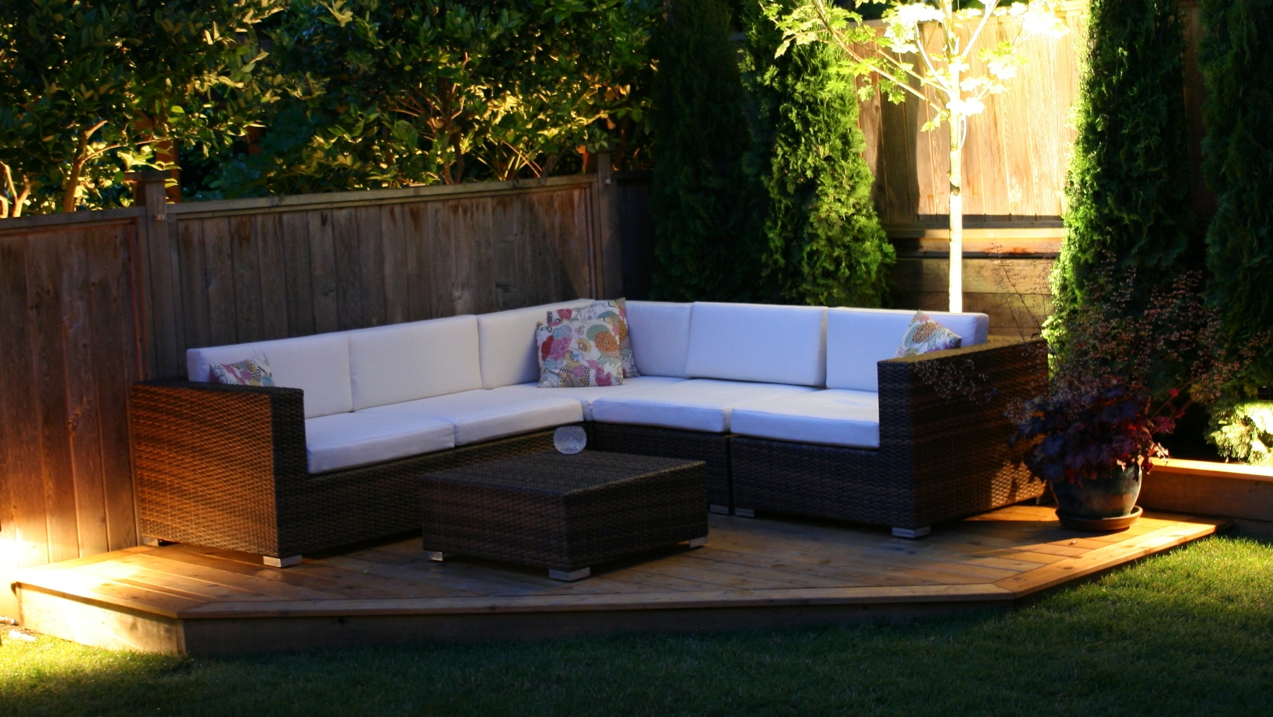 Vancouver Bc Sectional Sofas Pertaining To Most Recent The Kitsilano – Outdoor Patio Sectional – Vancouver Sofa Company (View 13 of 20)