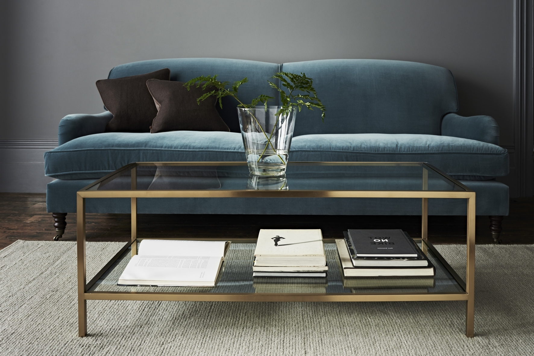 Velvet Sofas: 7 Of The Latest Looks – The English Home Pertaining To 2019 Velvet Sofas (View 18 of 20)