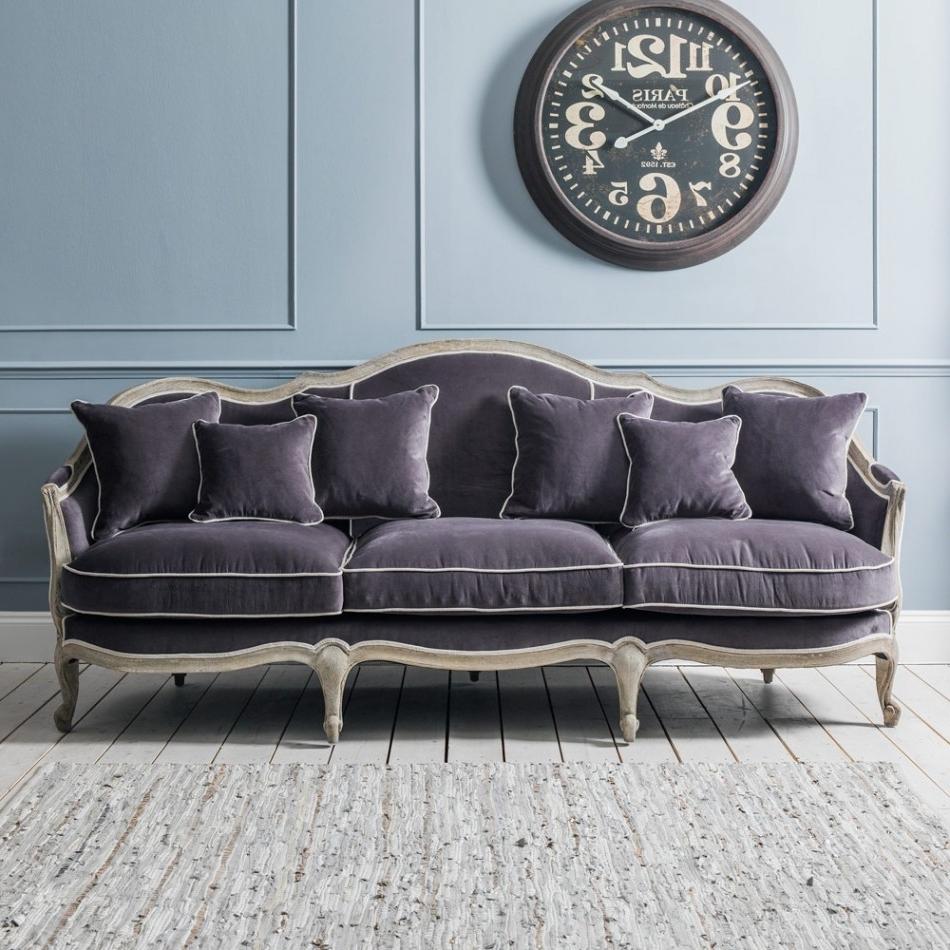 Velvet Sofas In Well Known Velvet Sofa Brush – Velvet Sofa In Modern And Classic Design (View 15 of 20)