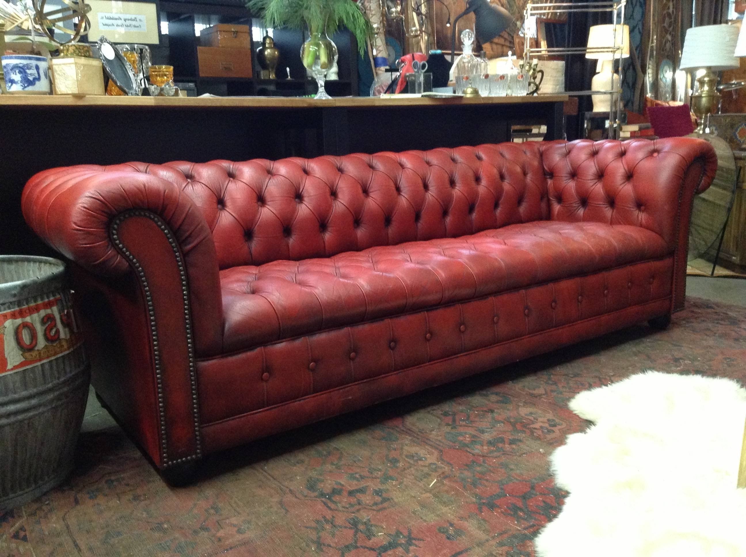 Victorian Leather Sofas Pertaining To Most Up To Date Ideas Of Victorian Leather Sofas Sofa Used Victoria Couches Set (Gallery 15 of 20)