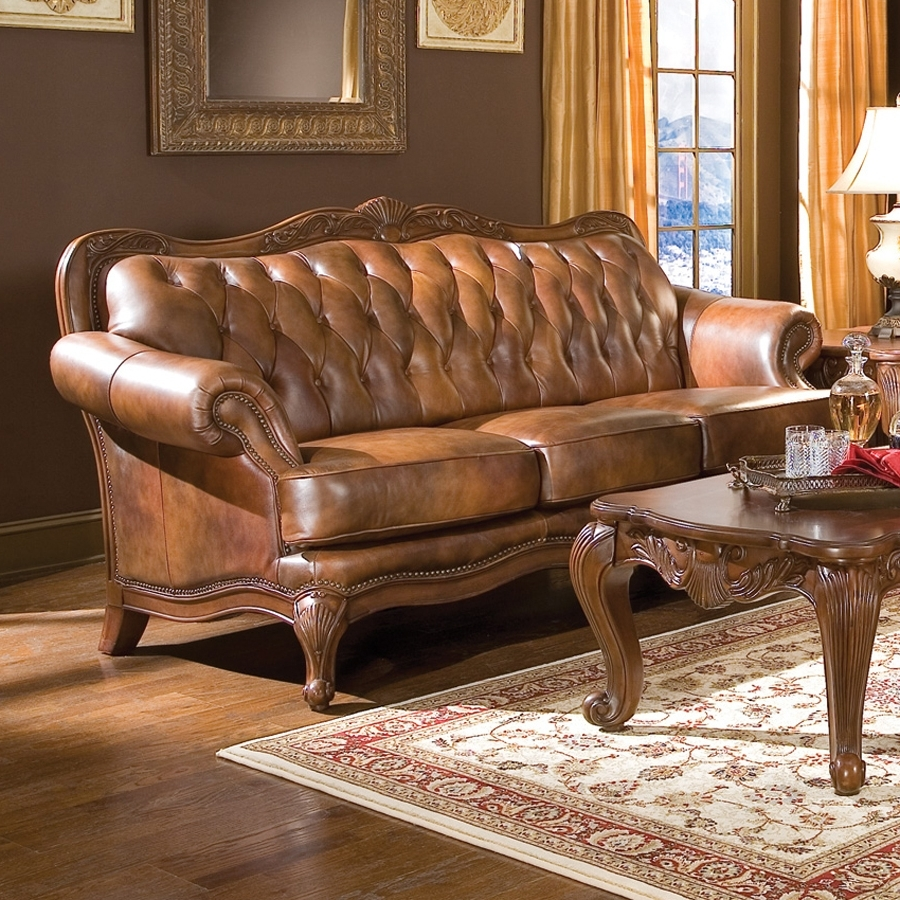 Featured Photo of Victorian Leather Sofas