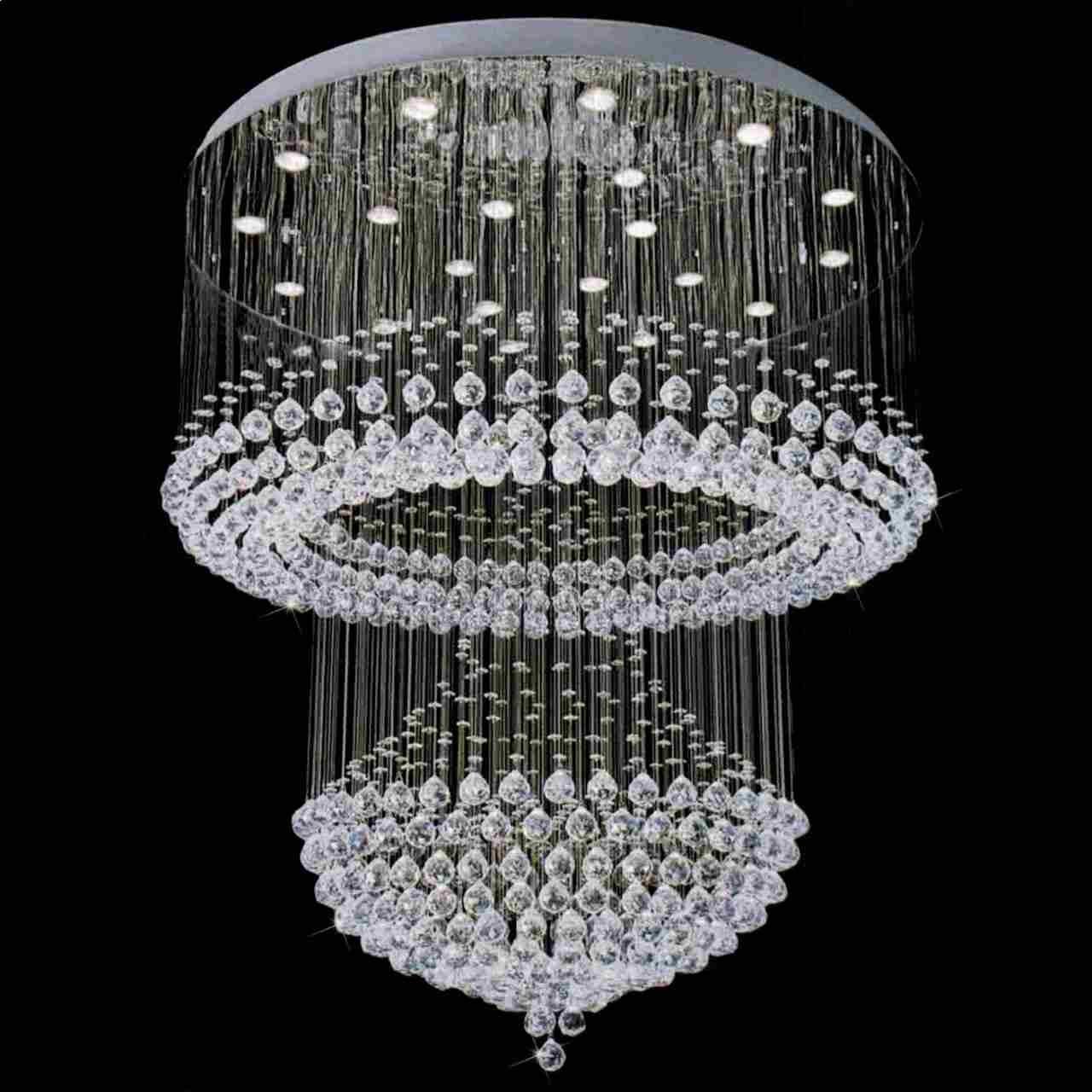 Vienna Crystal Chandeliers Regarding Widely Used Home Design : Mesmerizing Modern Crystal Chandeliers Innovative (Gallery 15 of 20)