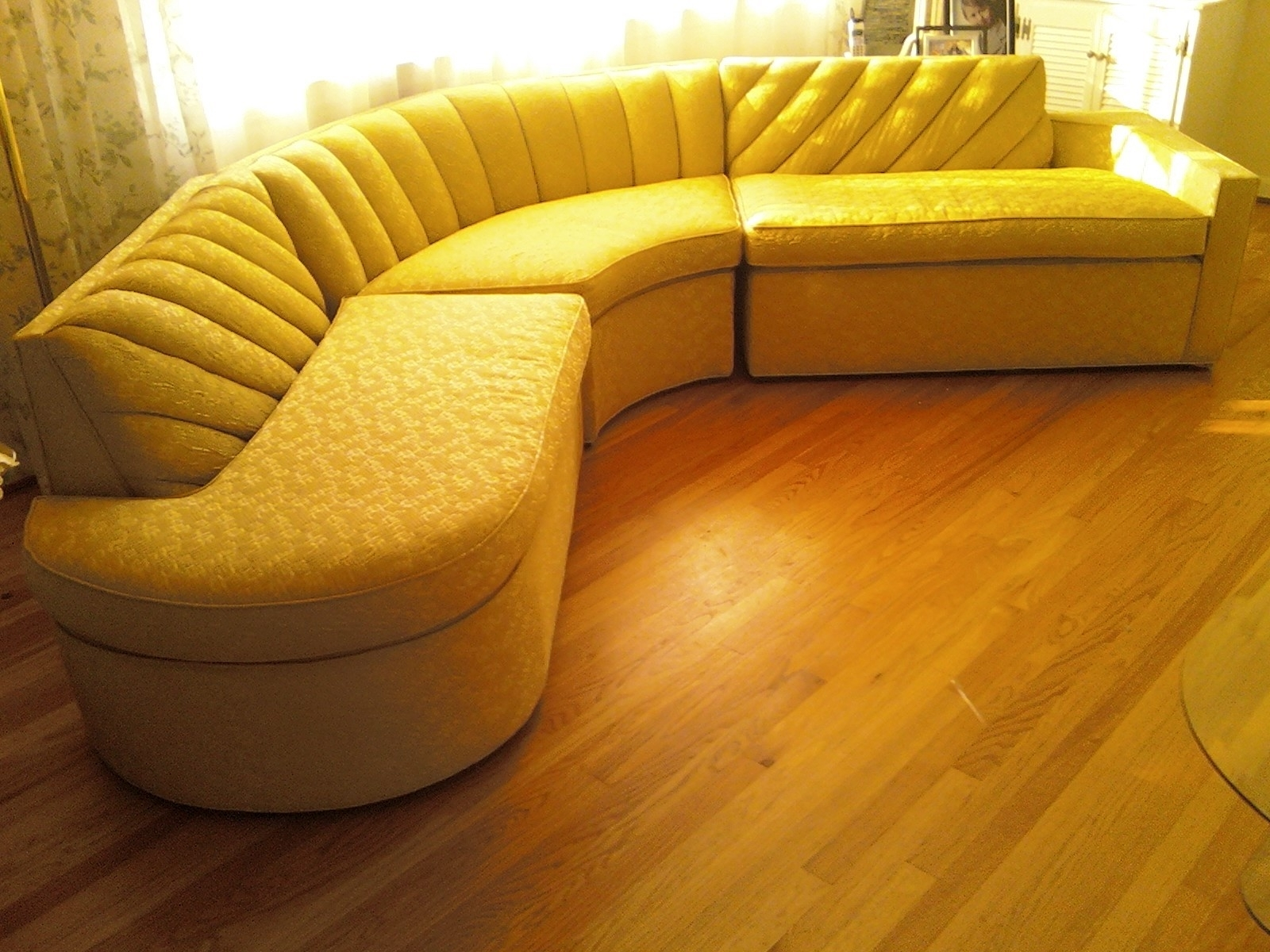 Vintage Sectional Sofas With Popular Vintage Sectional Sofa – Modern Danish Furniture — All About Home (View 19 of 20)
