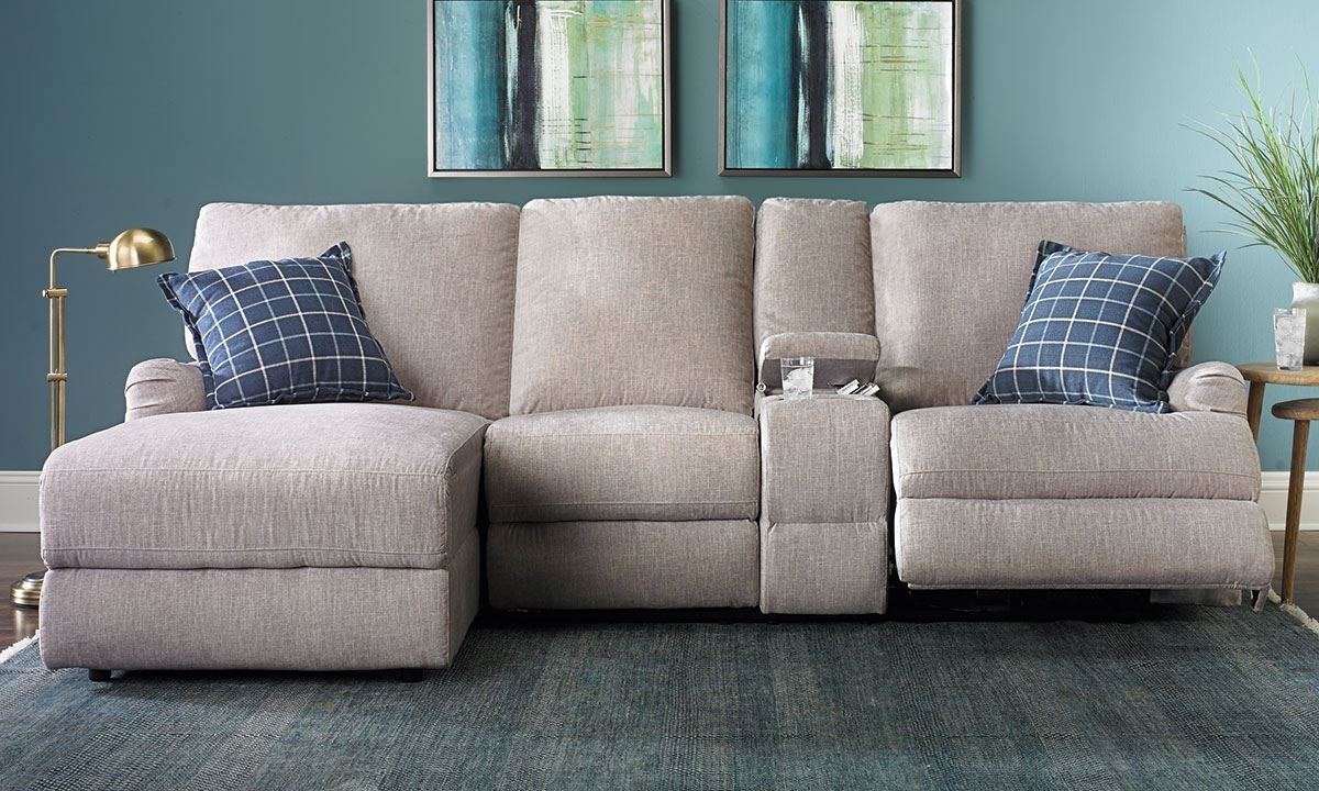 Virginia Sectional Sofas In Most Recent Immediately Sofa With Chaise And Recliner Alton Power Reclining (Gallery 16 of 20)