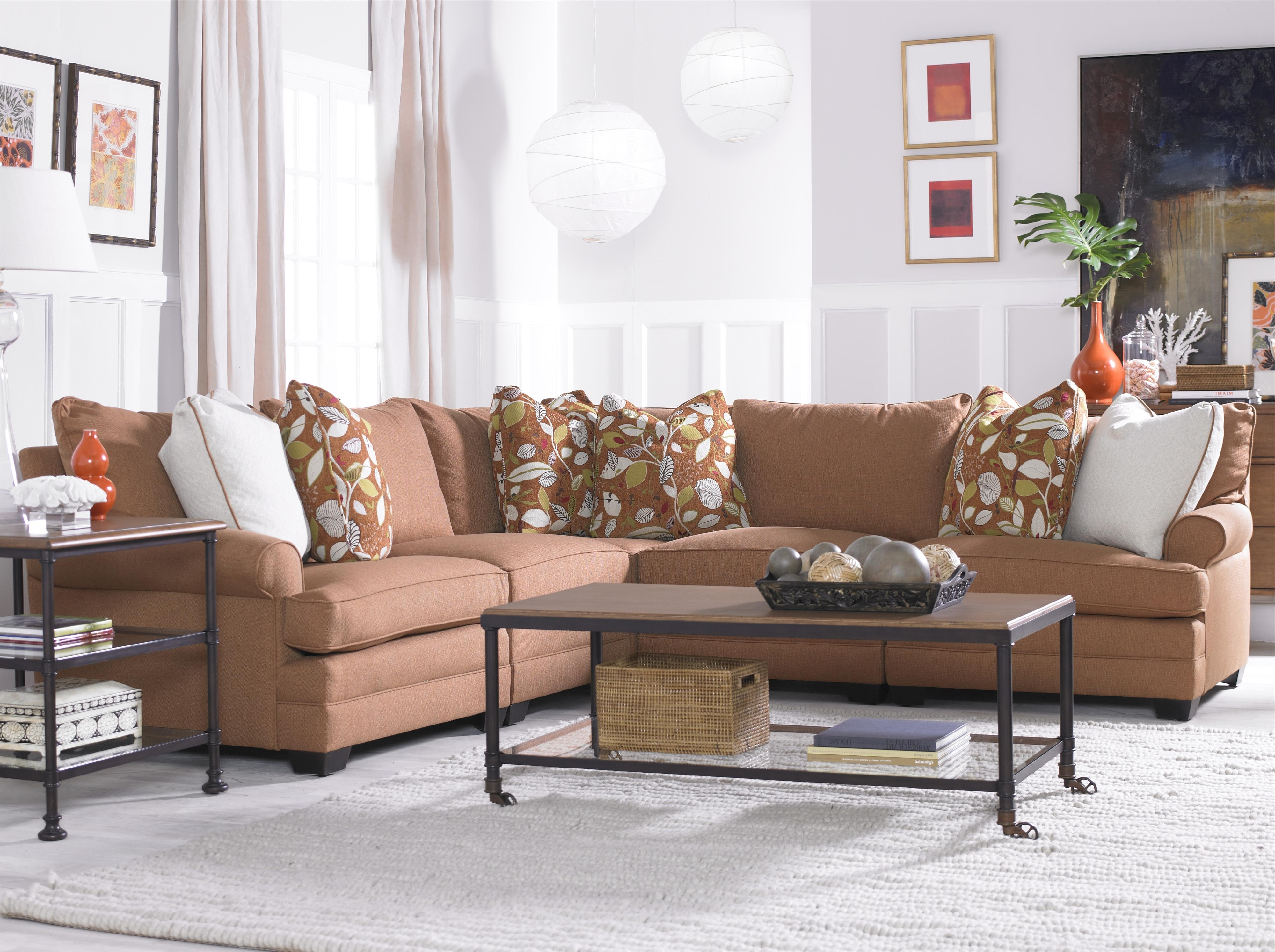 Visalia Ca Sectional Sofas Throughout Widely Used Sam Moore Morgan Modular Sectional Sofa – Ahfa – Sofa Sectional (View 17 of 20)