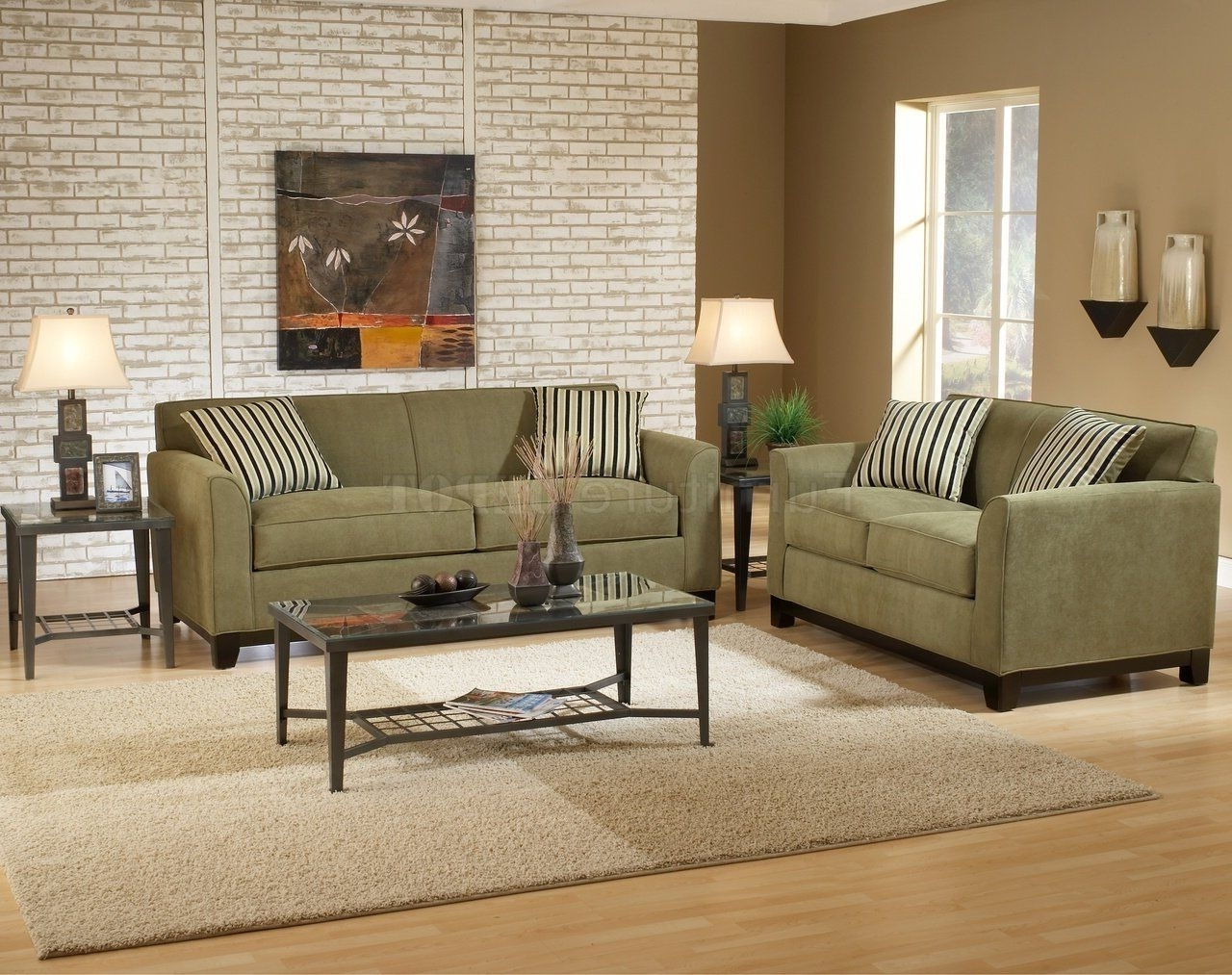 Wall Color For Sage Green Couch (View 8 of 20)