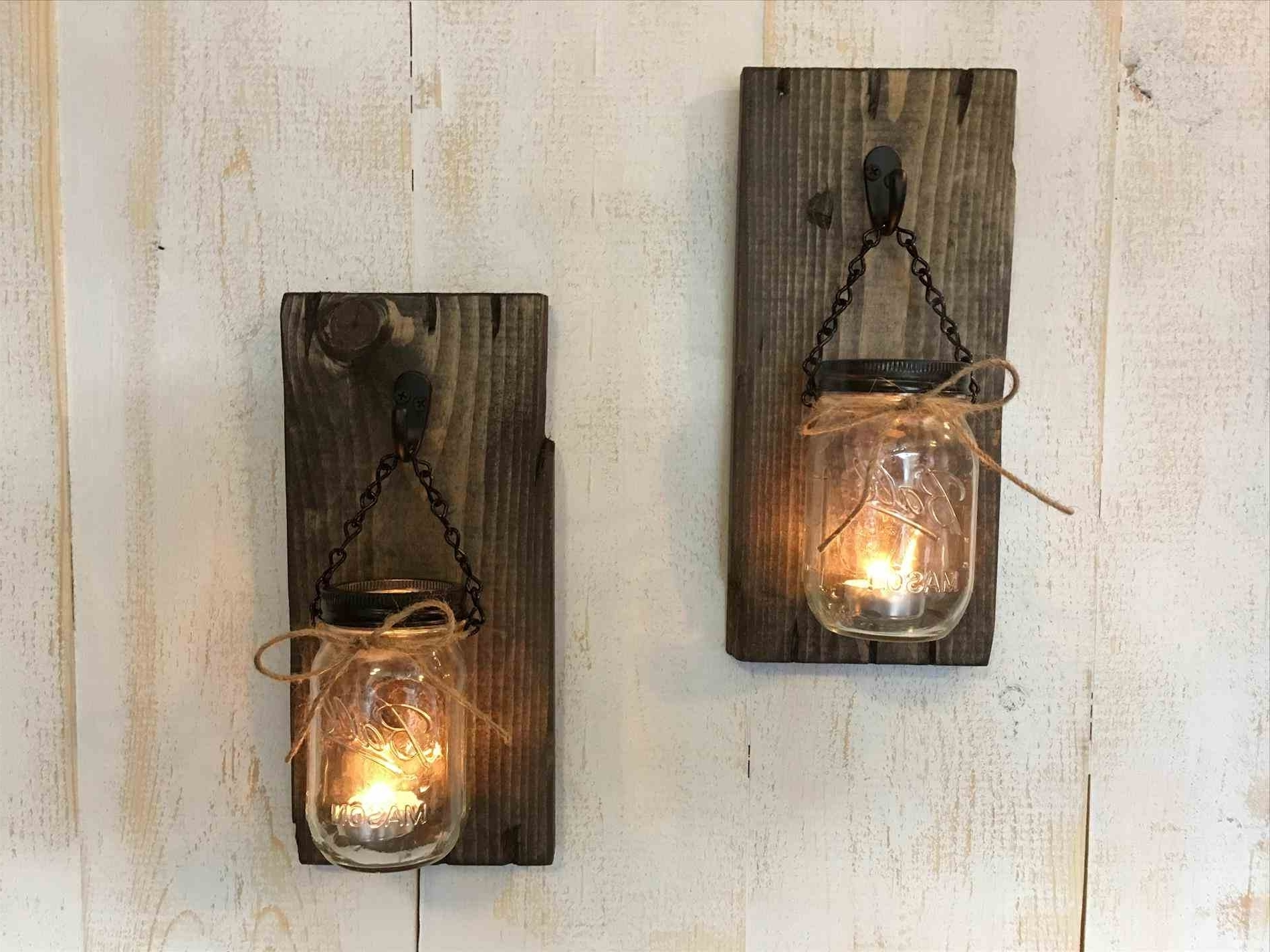Wall Mounted Candle Chandeliers In Most Current Rustic Candle Sconces Inspect Home Within Rustic Candle Wall Sconces (View 14 of 20)