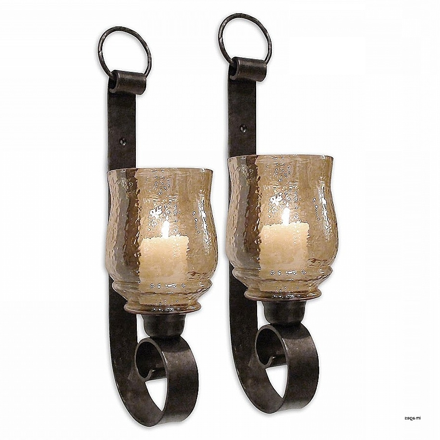Wall Mounted Candle Chandeliers With Regard To Recent Candle Holder Wrought Iron Candle Holders Uk Lovely Wrought Iron (View 17 of 20)