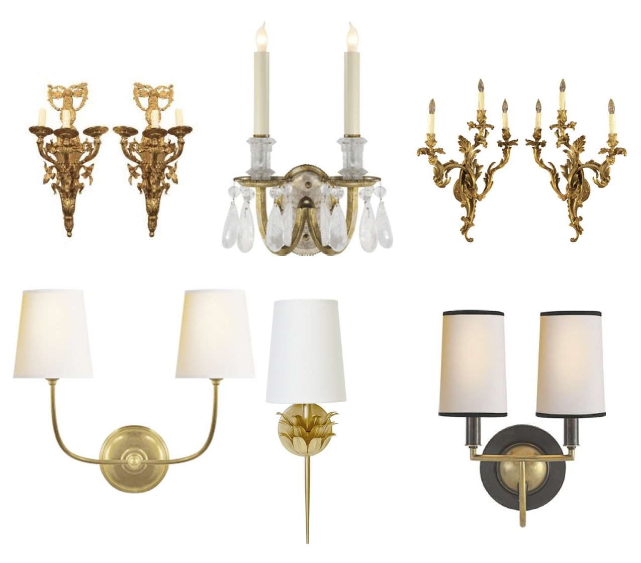 Featured Photo of Wall Mounted Chandelier Lighting
