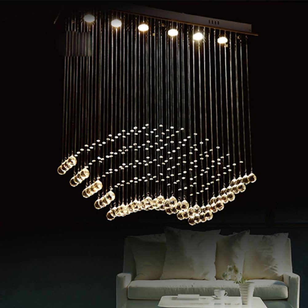 Wall Mounted Mini Chandeliers For Most Popular Light : Black Chandelier Simple Pink Ceiling Large Crystal Wall (View 13 of 20)