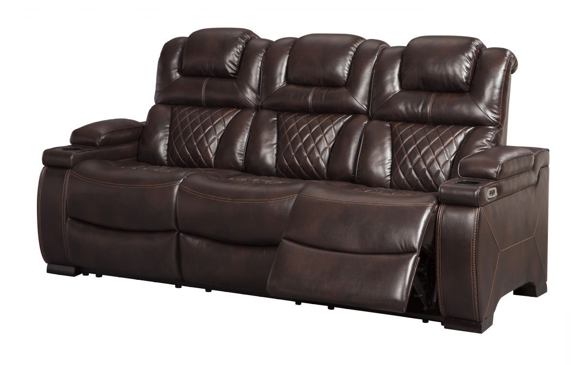 Warnerton Reclining Power Sofa Pertaining To Preferred Wichita Ks Sectional Sofas (View 14 of 20)