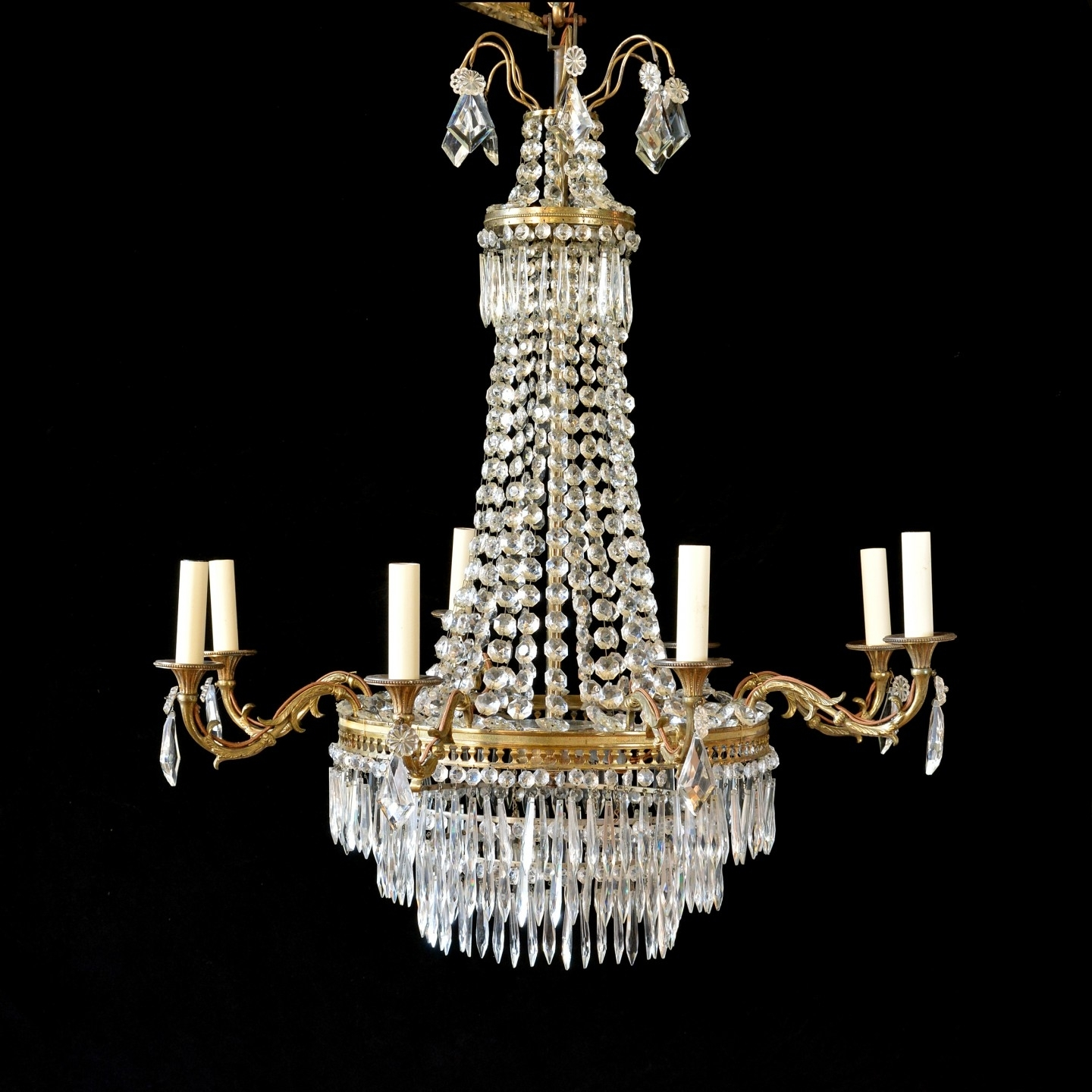 Waterfall Chandeliers With Regard To Well Liked Lassco – England's Prime Resource For Architectural Antiques (View 19 of 20)