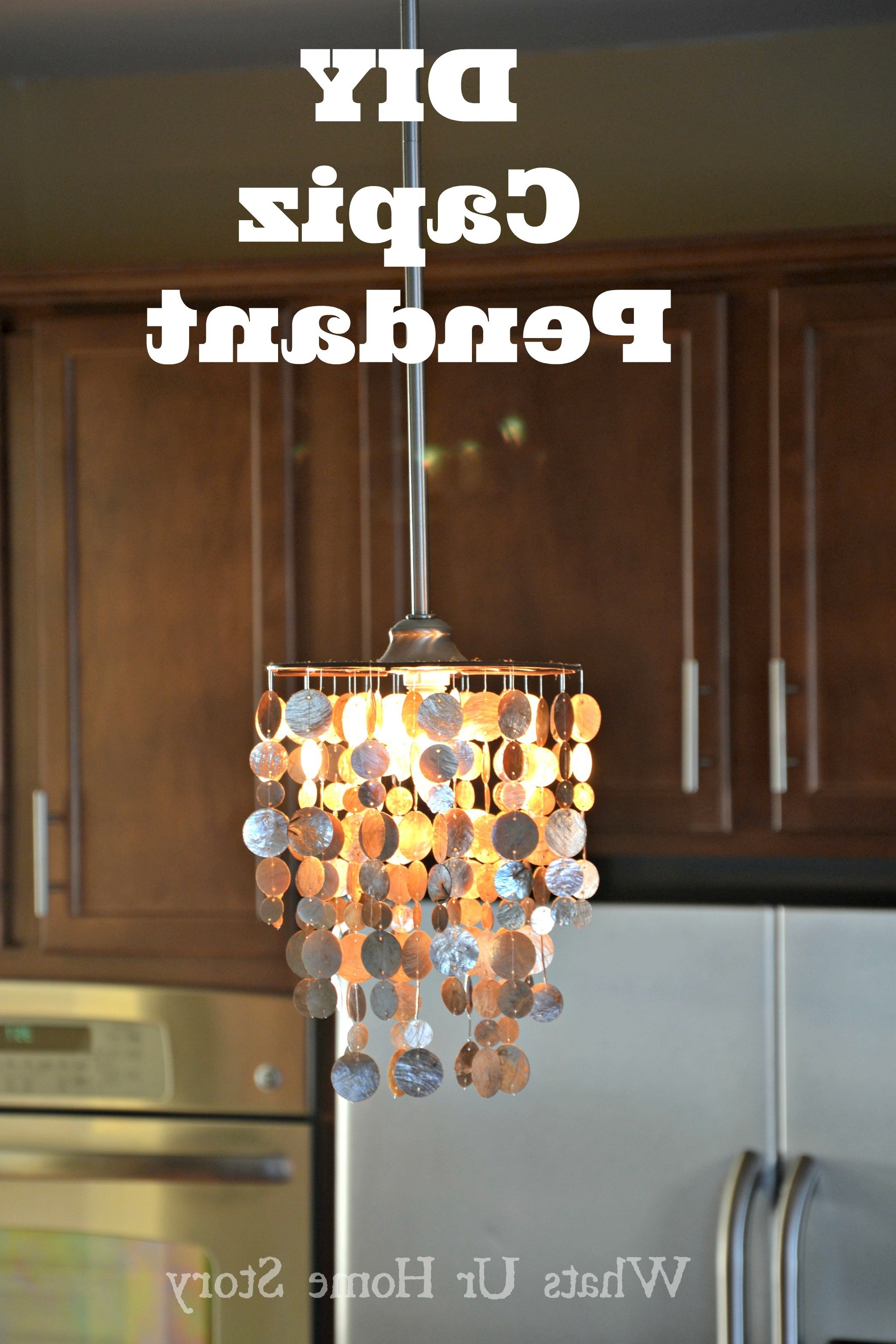 Weird Chandeliers Regarding Widely Used Chandeliers : Diy Paper Chandelier Fresh Weird Life Of V Diy Paper (View 11 of 20)
