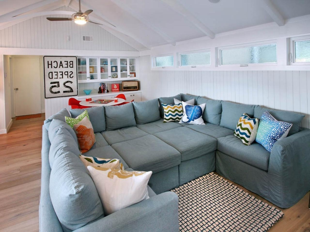 Well Known 110X110 Sectional Sofas Throughout Furniture : Sectional Sofa 120 Sectional Couch Guelph Recliner  (View 19 of 20)