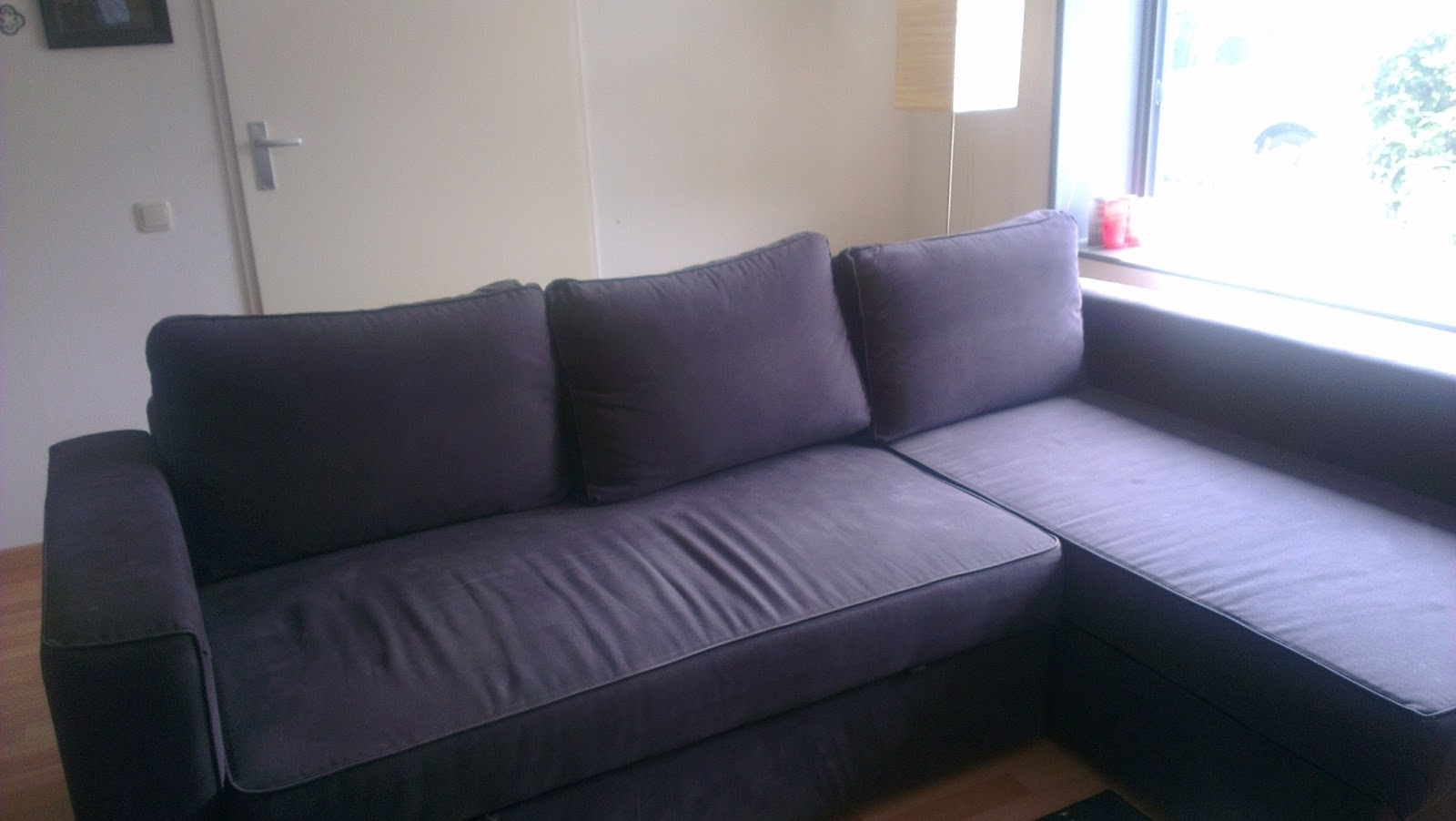 Well Known Ace The Adventure: Ikea Vrijdag: Manstad Bank/sofa Within Manstad Sofas (View 16 of 20)