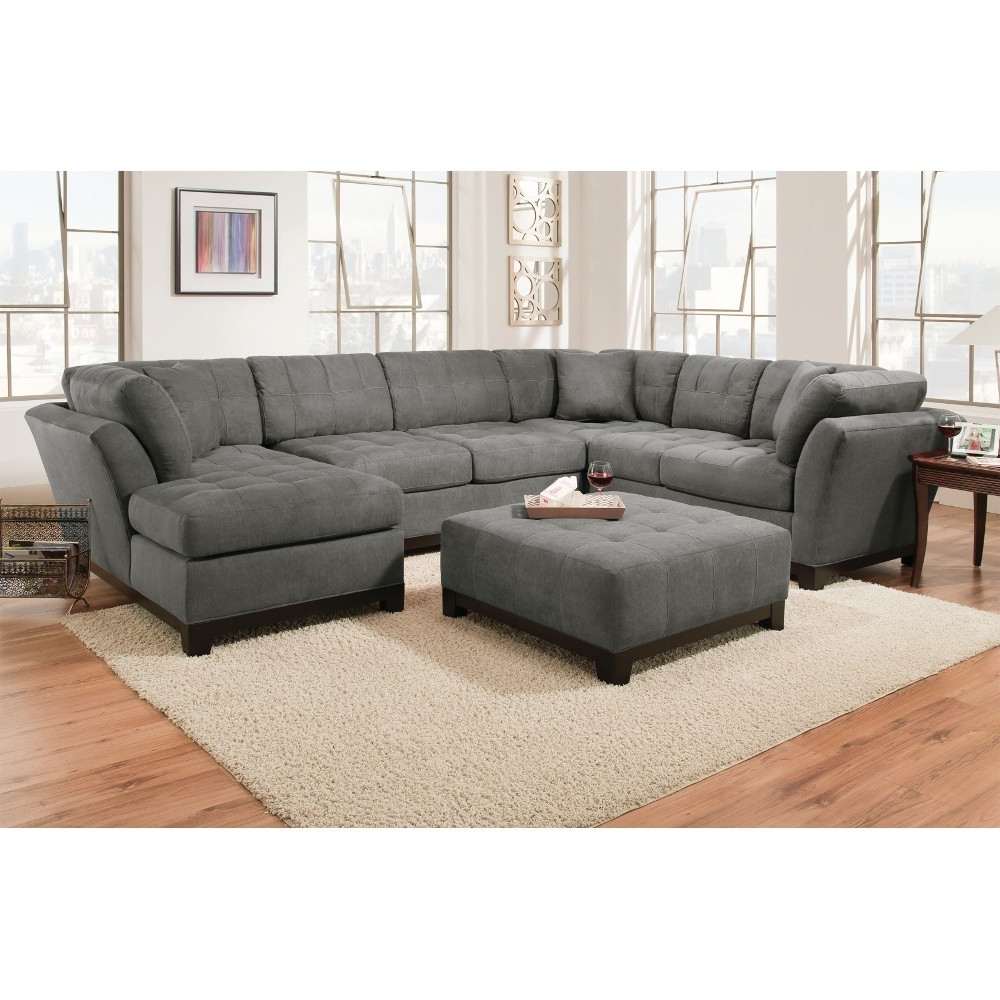 Well Known Chairs Design : Sectional Sofa Grey Sectional Sofa Gray Sectional Inside Gta Sectional Sofas (View 4 of 20)