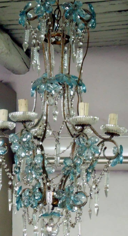 Well Known Chandelier : Wood Chandelier Locker Chandelier Sphere Chandelier Inside Turquoise Locker Chandeliers (View 15 of 20)