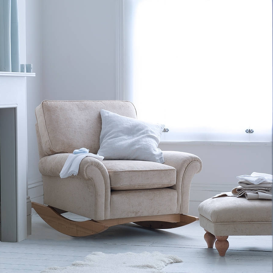 Well Known Choosing Rocking Chair Recliner For Nursery (View 5 of 20)