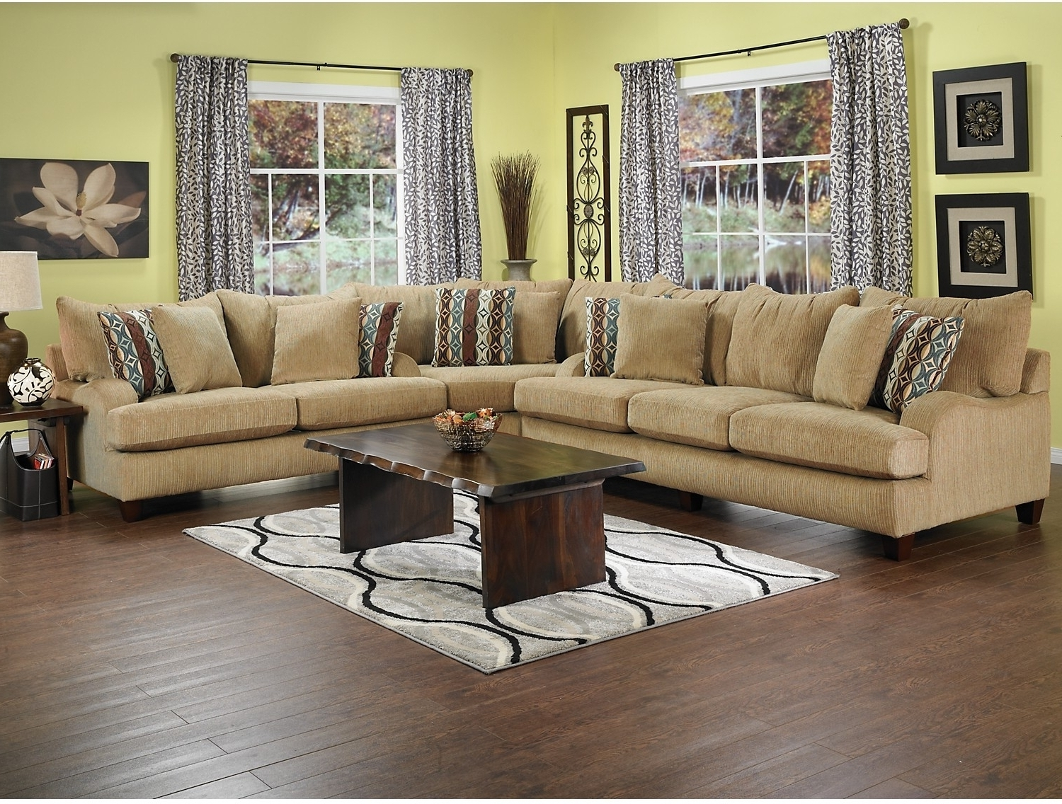 Well Known Collection The Brick Sectional Couches – Buildsimplehome Throughout Sectional Sofas At Brick (View 4 of 20)