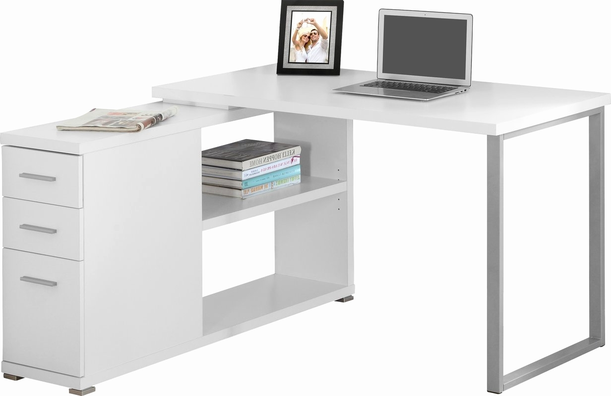 Well Known Computer Desks With Usb Ports Throughout Computer Desk With Usb Ports Fresh Niles L Shape Puter Desk (View 11 of 20)