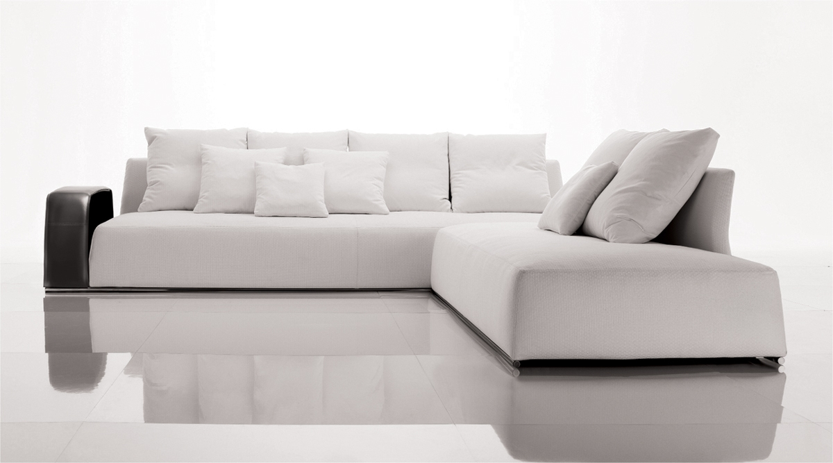Well Known Contemporary Sofa Chairs With Regard To Unique White Sofa Furniture 84 About Remodel Contemporary Sofa (View 8 of 20)