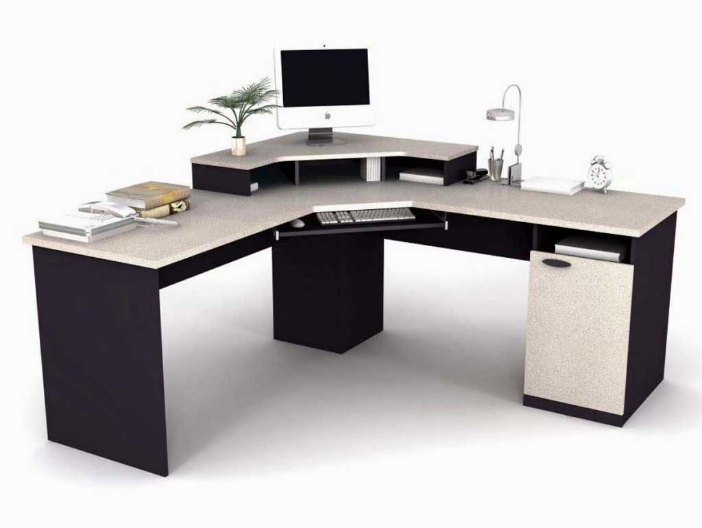 Well Known Desk Design Ideas: Wallpaper Designer Computer Desk Simple White Pertaining To John Lewis Corner Computer Desks (Gallery 11 of 20)