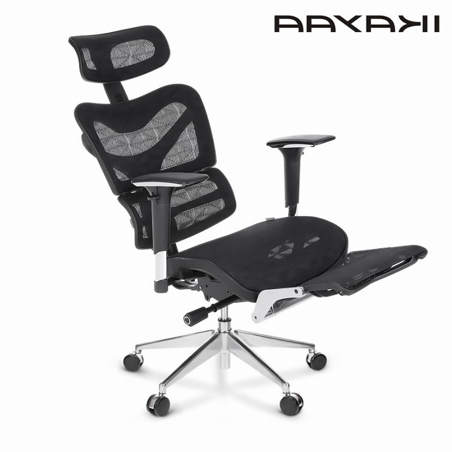 Well Known Executive Office Chairs With Adjustable Lumbar Support Within Us Stock Mesh Office Chair Swivel Tilt Executive Computer Desk (View 19 of 20)