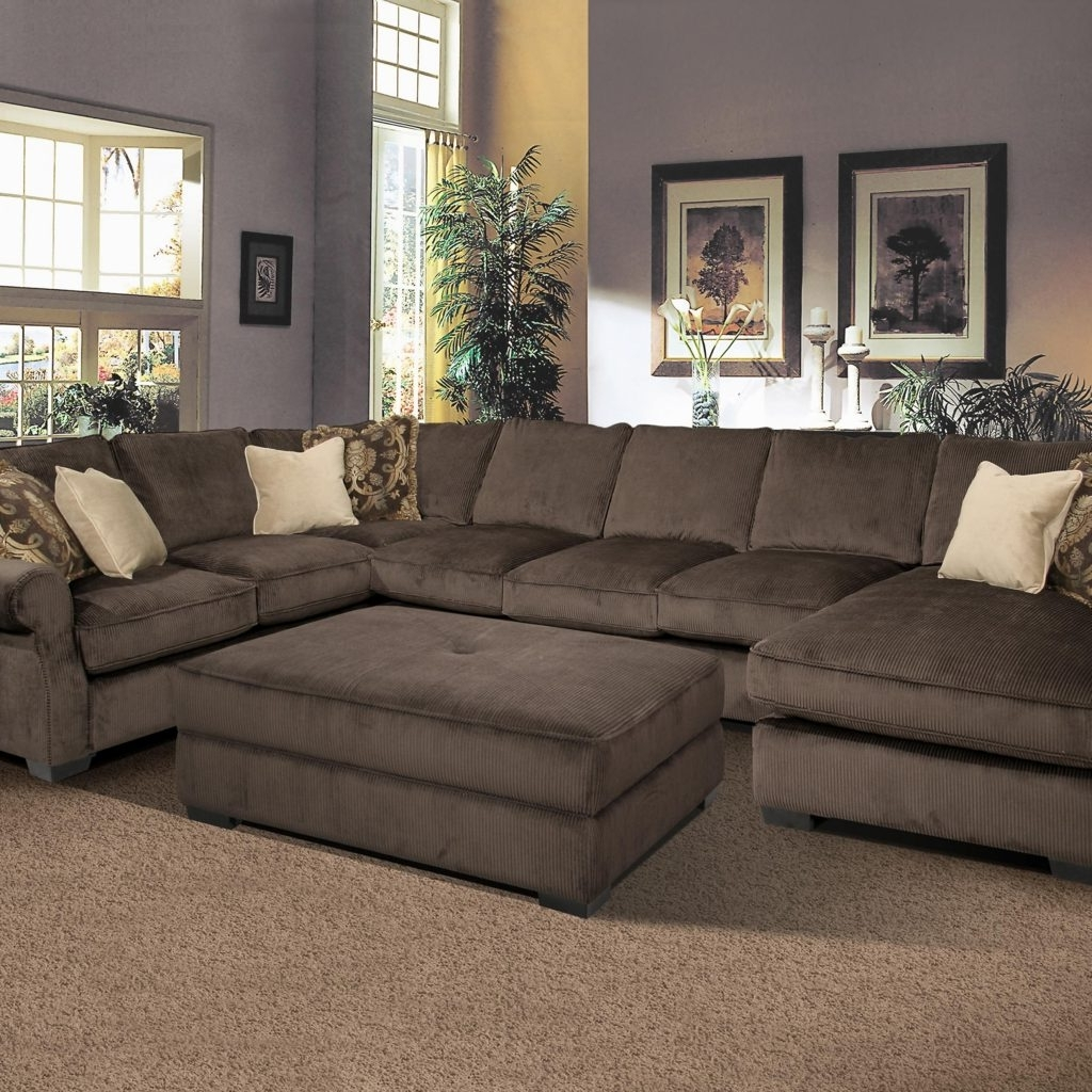 Well Known Extra Large Sectional Sofas In Extra Large Living Room Sets (View 9 of 20)
