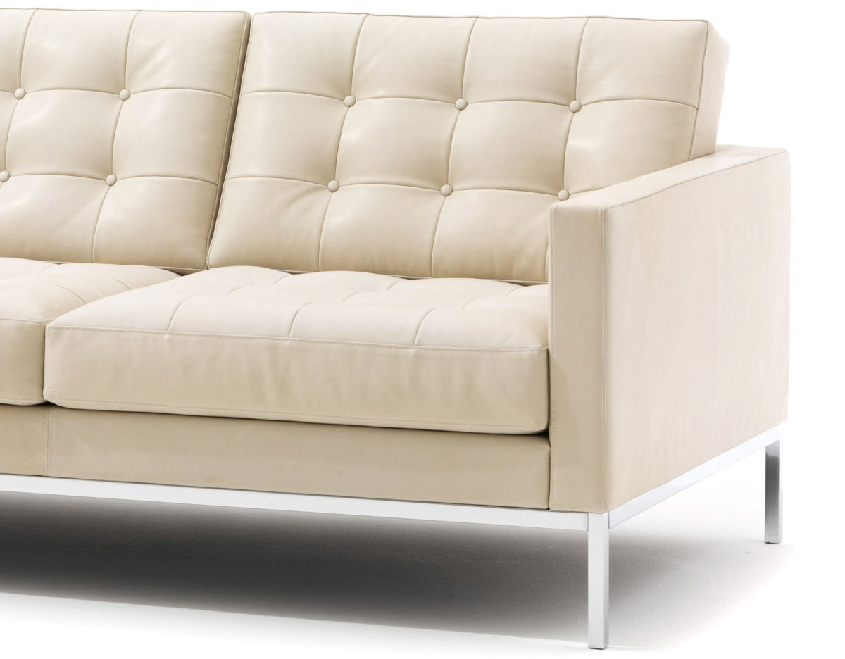 Well Known Florence Sofas And Loveseats With Regard To Florence Knoll Relaxed Sofa – Hivemodern (View 18 of 20)