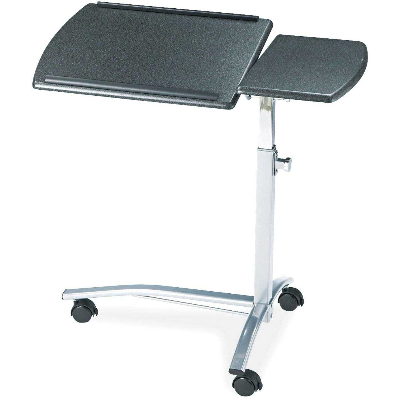 Well Known Furniture : Roll Away Computer Desk Computer Desk Accessories Dark Within Portable Computer Desks (View 16 of 20)