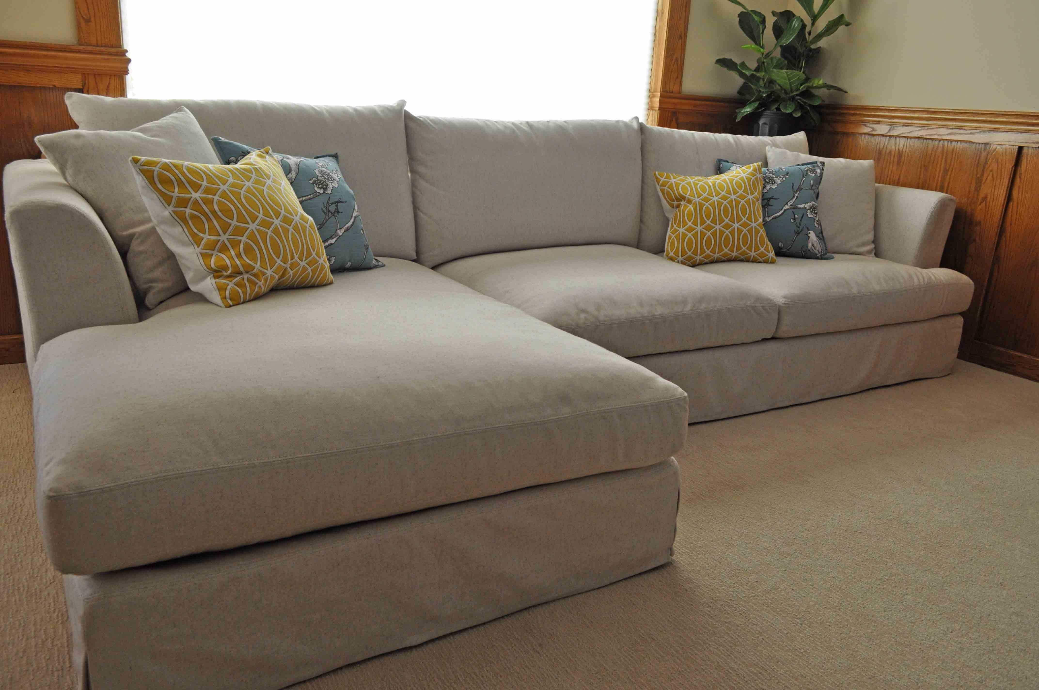 Well Known Furniture : Tufted Fabric Ottoman Bench Oversized Furniture Throws Intended For Ottawa Sectional Sofas (View 17 of 20)