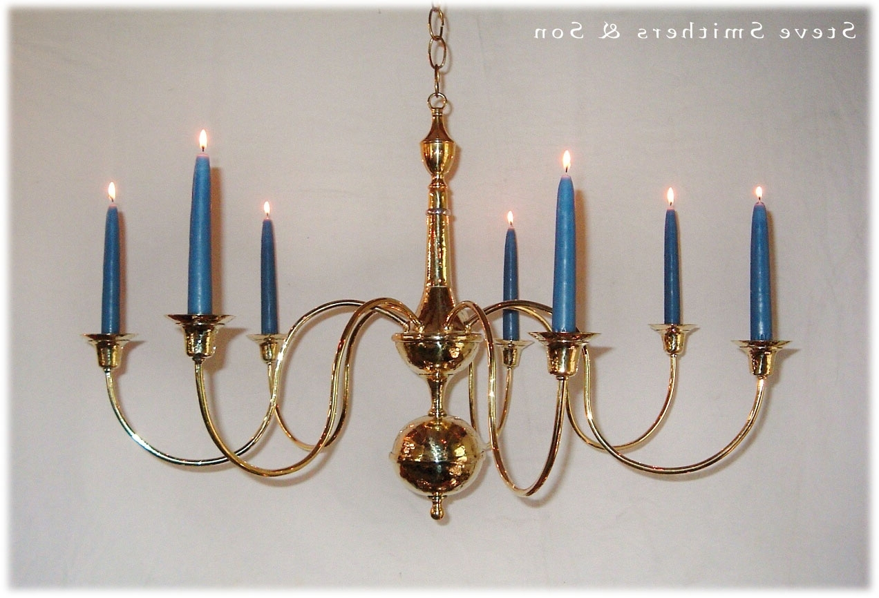 Well Known Handmade Brass Sconces Chandeliers Lamps Lanterns In Traditional Brass Chandeliers (View 17 of 20)